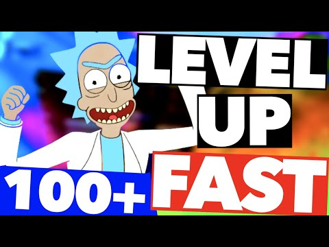 How to LEVEL UP FAST in Fortnite Chapter 2 Season 7 BEST   Fortnite How to Level up FAST in Season 7
